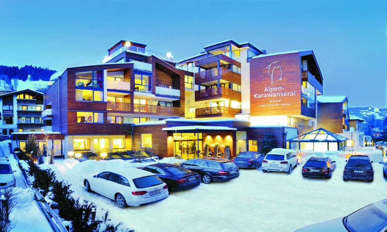 Alpen-Karawanserai hotel in Hinterglemm