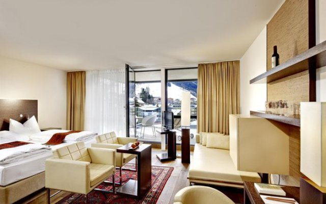 Juniorsuite Seidenstrasse 38m²
